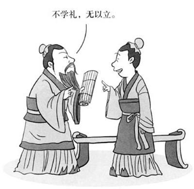 《礼记·玉藻》中的传统礼仪要诀(九容)